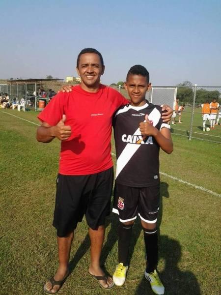 Claudinho e Guilherme, futebol no DNA
