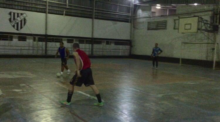 Equipe já está treinando no clube (Foto: Rafael Ramos)