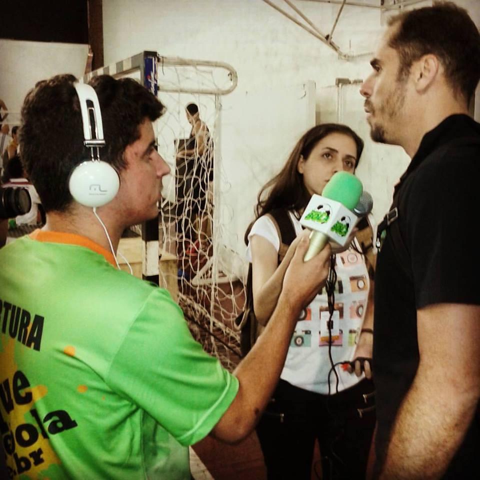 Ricardinho elogia Diego, detona CBV, acha que projeto do Maringá acaba e consulta família sobre aposentadoria