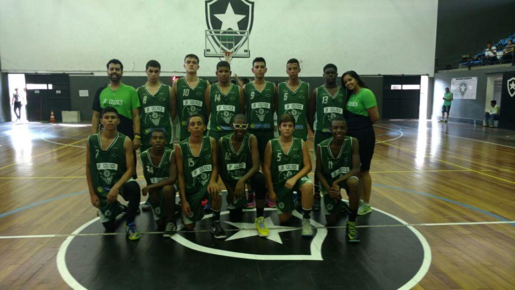 Jf Celtics sub-15 (Foto: Divulgação)