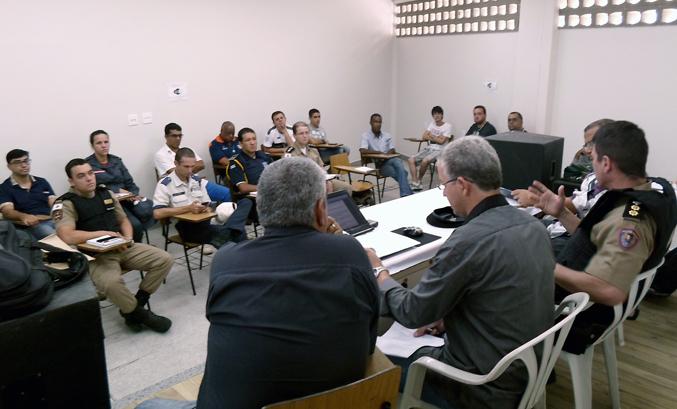 Encontro que definiu providências para Tupi x Goiás ocorreu nesta terça-feira