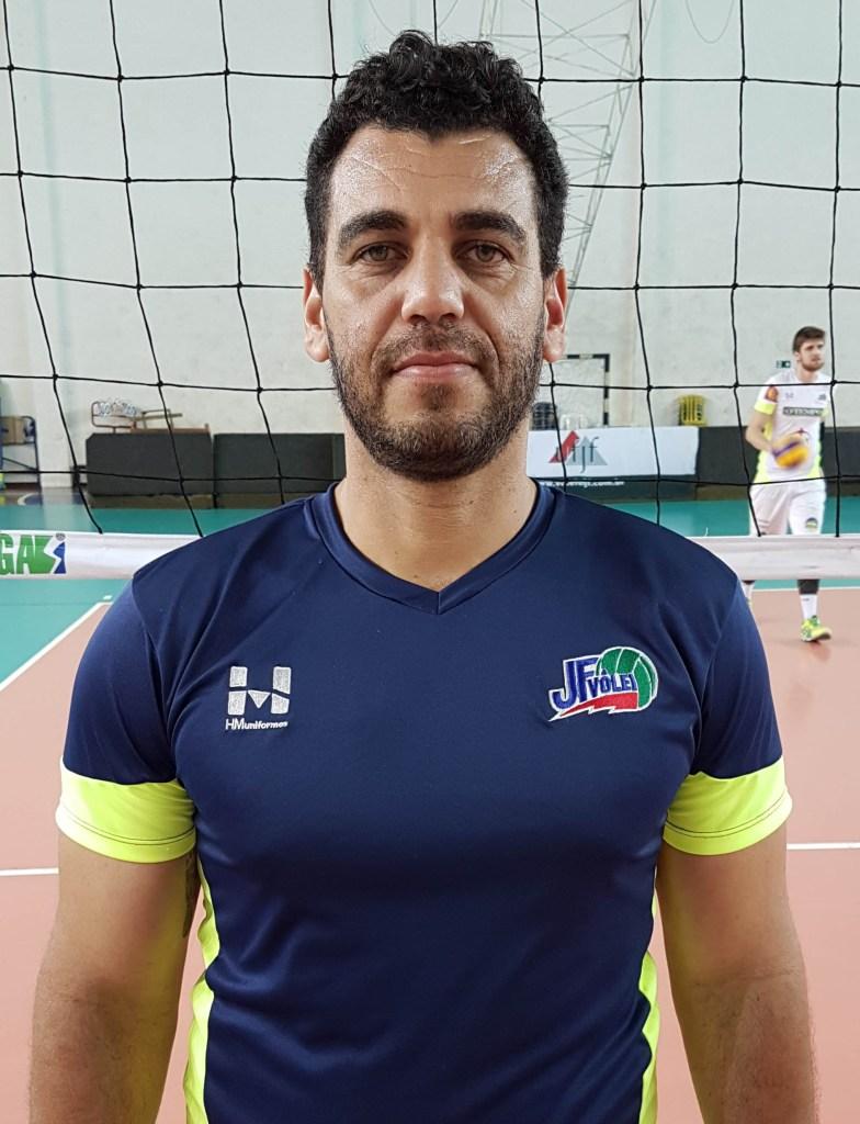 Auxiliar técnico - André Silva
