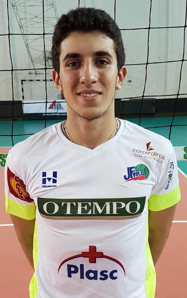 Líbero - Juan Mendez