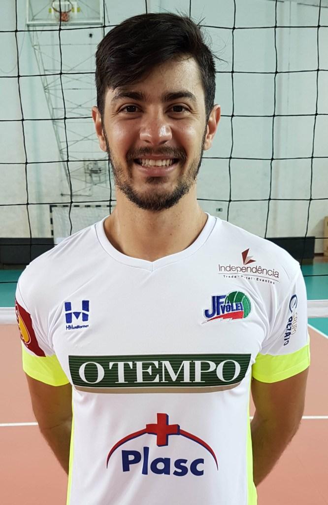 Levantador - Rodrigo Ribeiro