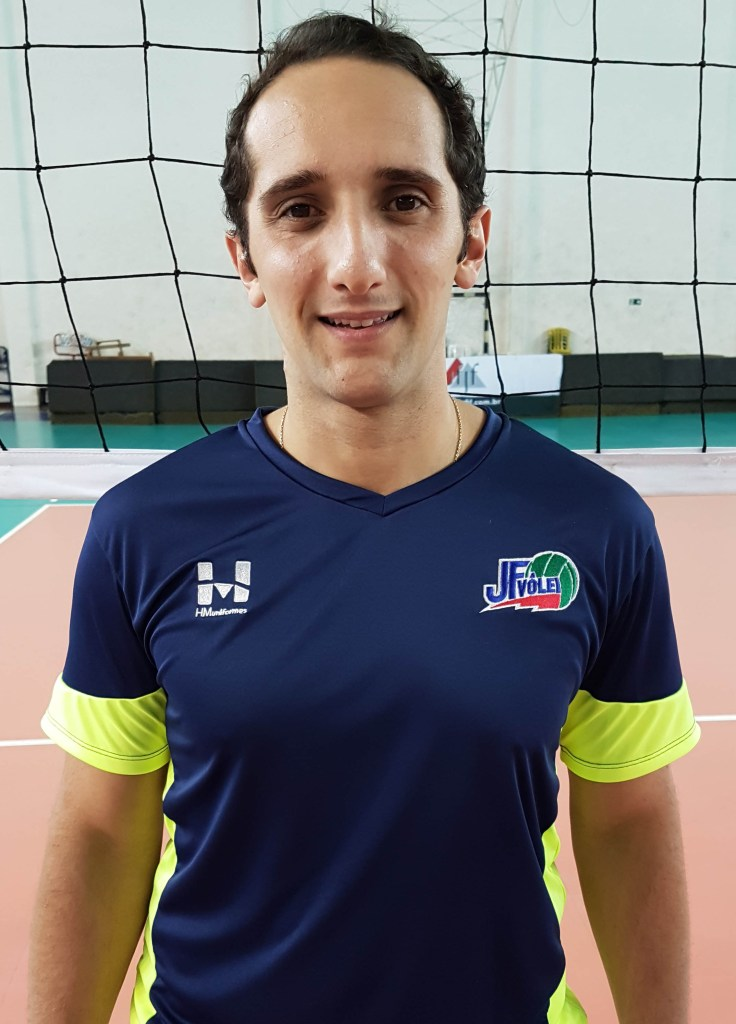 Treinador - Henrique Furtado