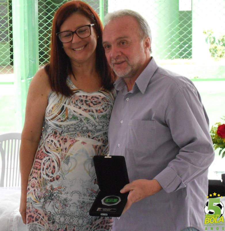 Homenagem ao presidente Jorge Ramos