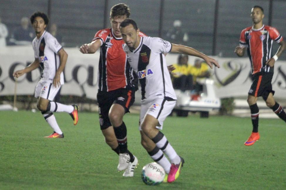 Vasco bateu o Joinville na sexta-feira, em São Januário