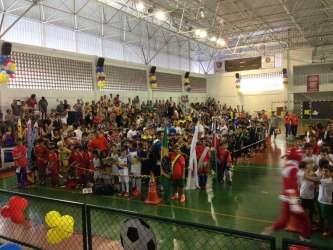Confira tabela do Boletim 3 da Copa Prefeitura Bahamas de Futsal