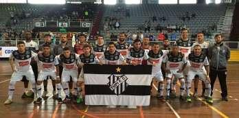 Copa Brasil: Futsal Tupi conta com apoio do torcedor na manhã de domingo, na UFJF