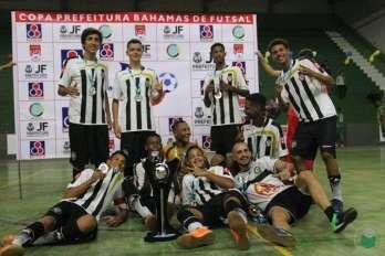 SB Tina Lanches: campeão da Copa Prefeitura Bahamas de Futsal 2017