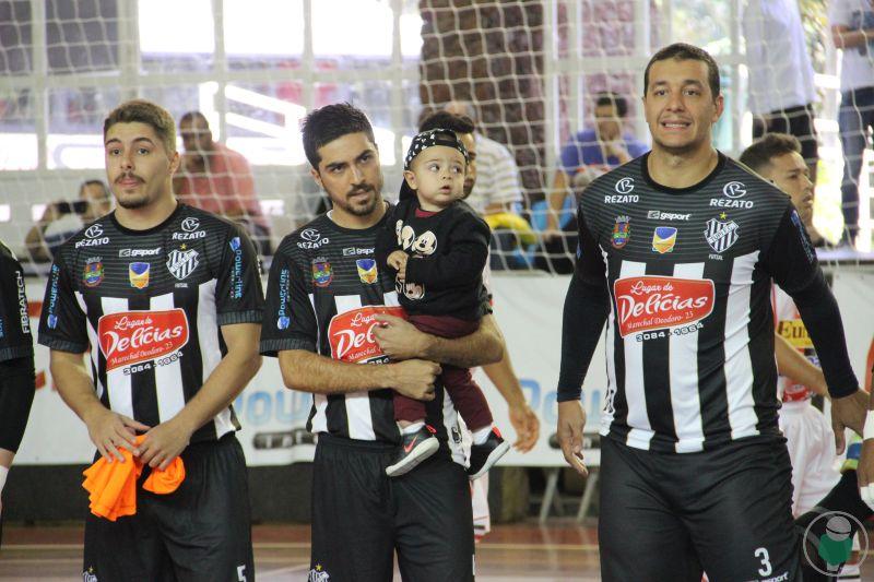 Jogão no Mineiro de Futsal: veja melhores momentos de Tupi 2 x 2 NAC Muriaé