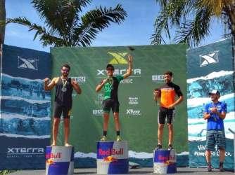 Juiz-forano Artur Bitarello confirma boa fase, vence XTerra em Mangaratiba e lidera na faixa 25-29 anos