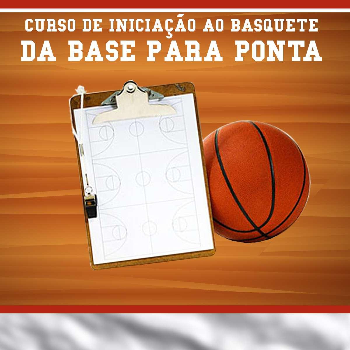 """Atenção, turma do basquete! Tem Curso de Iniciação """"Da Base para Ponta"""" na Faefid"""