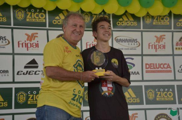 Luiz Felipe Almeida Reis – Dallas – duas premiações individuais