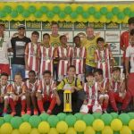 América de Rio Pomba - campeão sub-11