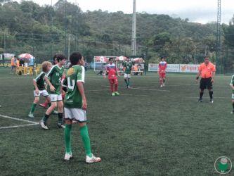 Copa de Futebol Zico: rodada de segunda-feira, dia 11