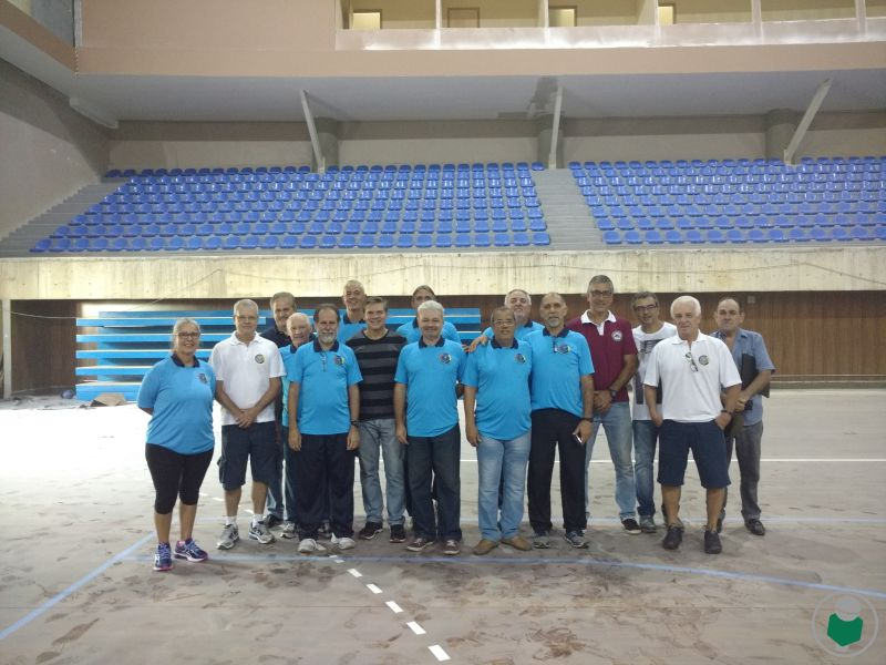 Panathlon Club Juiz de Fora visita obras da Faefid-UFJF