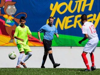 Árbitro Igor Monteiro, de JF, convocado para Mundial na Espanha