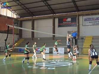 Renovação! Liga Desportiva da Zona da Mata levanta a bola do vôlei
