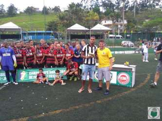 Daniel, do Botafogo: artilheiro