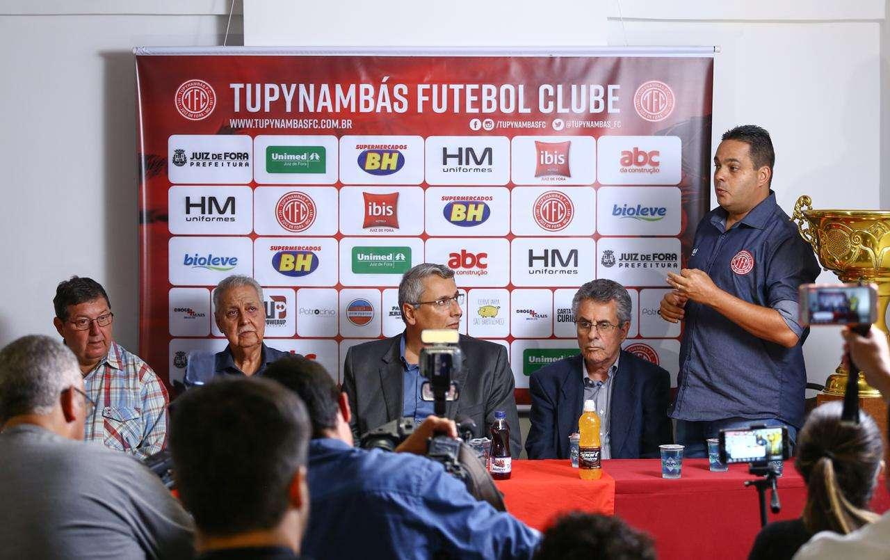 Experiente! Tupynambás terá atletas rodados na volta à elite do Mineiro