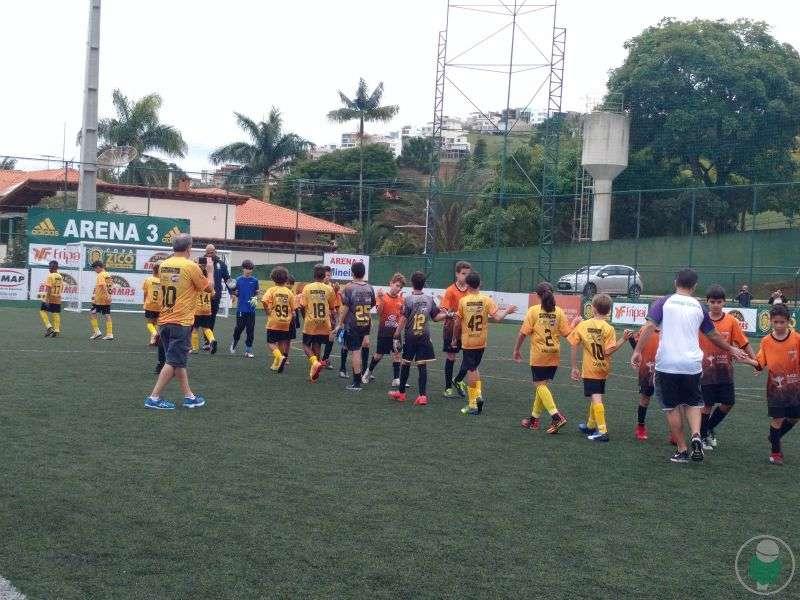 Copa Zico Verão JF: entrevistas, resultados e próximos jogos