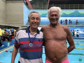 Copa AABB-Academia-Panathlon reúne e motiva todas as idades