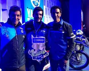 """Yamaha Racing """"assina"""" edição histórica: """"Muito orgulho!"""""""