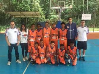 Copa Serrana: sub-13 volta à Faefid