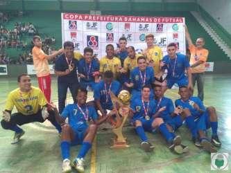 "Futsal: ""Bompas"" campeão"