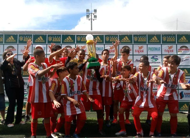 Copa Zico JF:  campeões, destaques e artilheiros