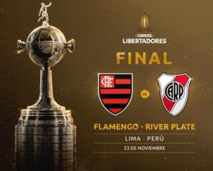 Libertadores: torcedor pode acionar Conmebol, CBF e Fla!