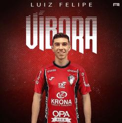 Futsal: Luiz Felipe é do Joinville!