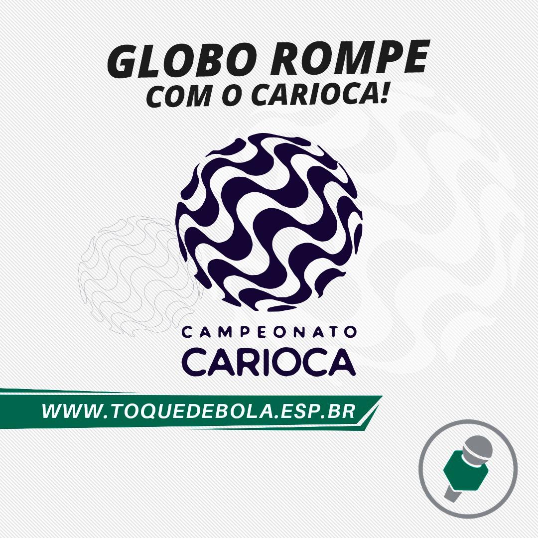 Globo não transmitirá Carioca após jogo na FlaTV!
