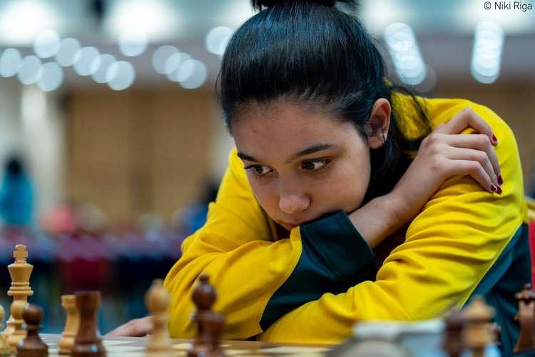 Isabella Conti é convocada para Olimpíadas de Xadrez!