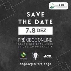 Pré-CBGE: discutir a gestão para evolução do esporte!