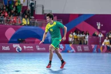 Thiagus acredita em torneio equilibrado e na vaga olímpica