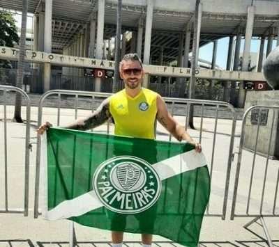 """""""Tão perto, tão longe"""": torcedor de JF 'foi' à final da Libertadores!"""
