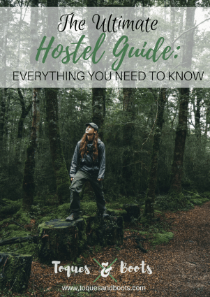 ultimate hostel guide