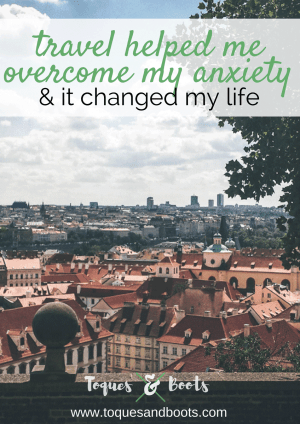 It started when I was young, I've been anxious as long as I can recall. Travel anxiety was never a concern for me, but it did help me manage my day-to-day.