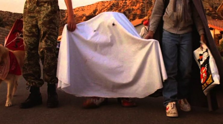 E.T., Halloween, ghost