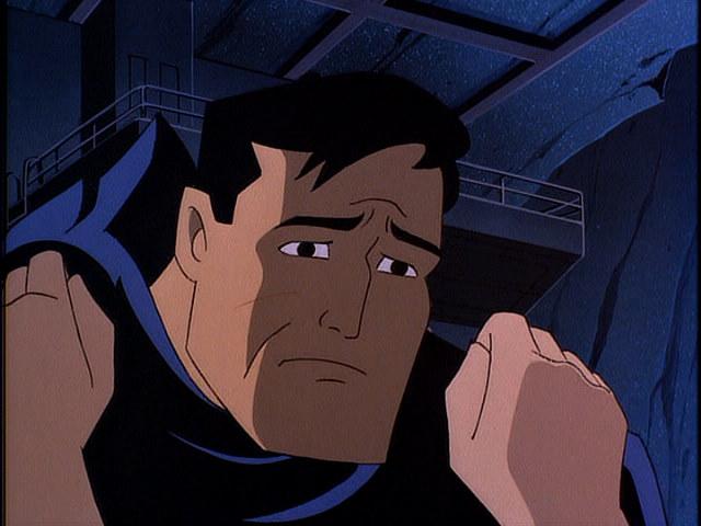 Batman The Animated Series Rewatch Batman Mask of the Phantasm