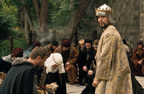 Robin Hood King John