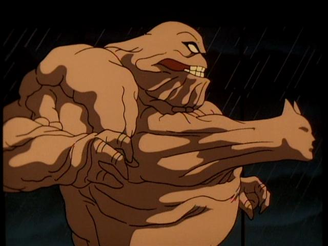 Batman Animated Series Rewatch The Man Who Killed Batman Mudslide