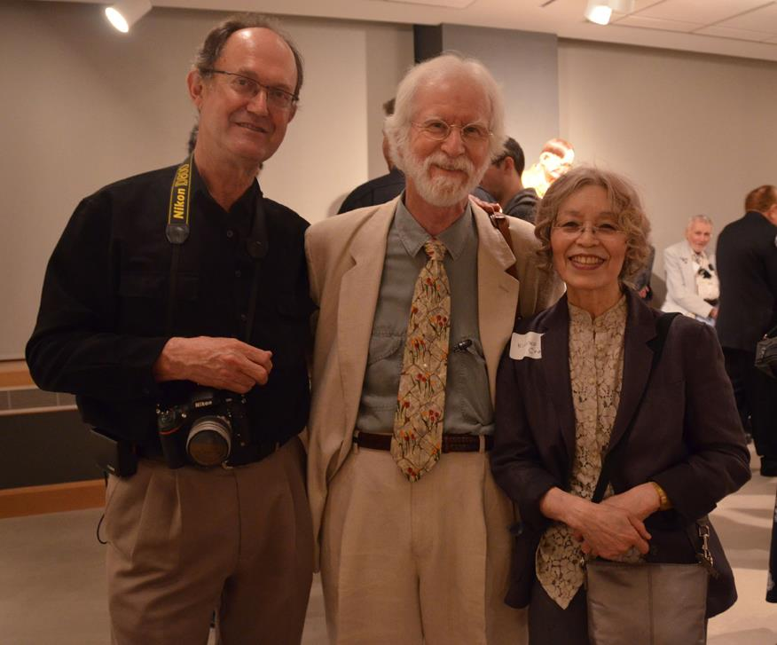 Robert Wiener, Mahlon and Kinuko Craft