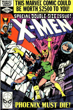 Uncanny X-Men # 137