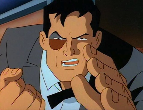 Batman: The Animated Series Rewatch on Tor.com: The Laughing Fish & Night of the Ninja