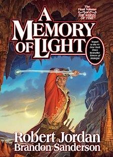 A Memory of Light Robert Jordan Brandon Sanderson Hugo Award