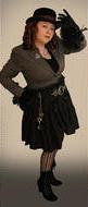 Steampunk archetype costume - Lolita