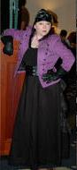 Steampunk archetype costume - Military